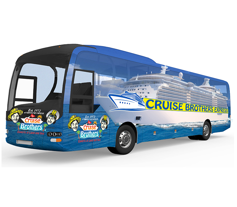 Cruise Bros Express Bus