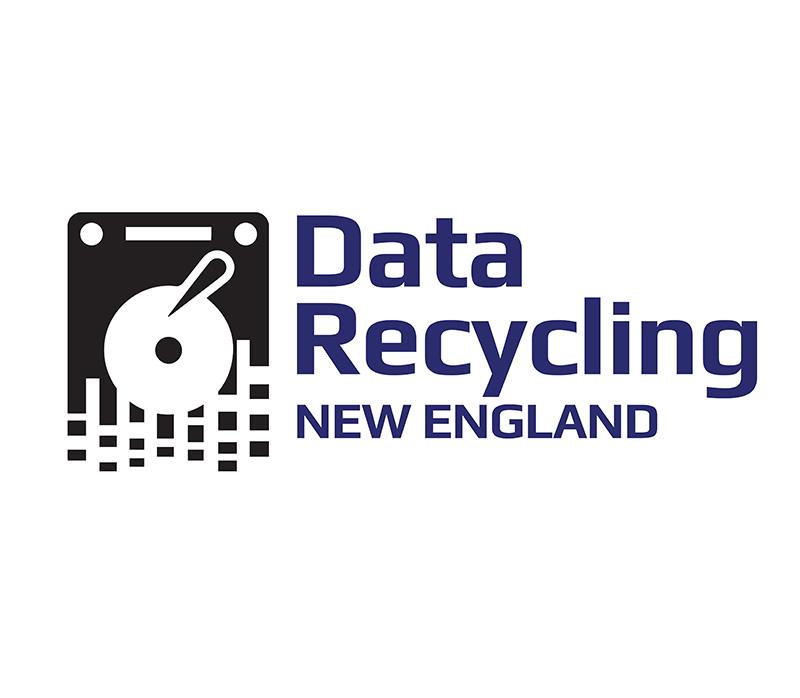 Data Recycling logo design