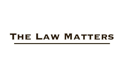 The Law Matters